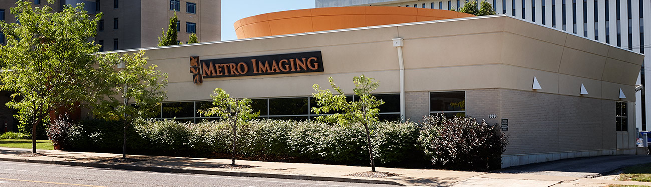 Metro Imaging Richmond Heights building.